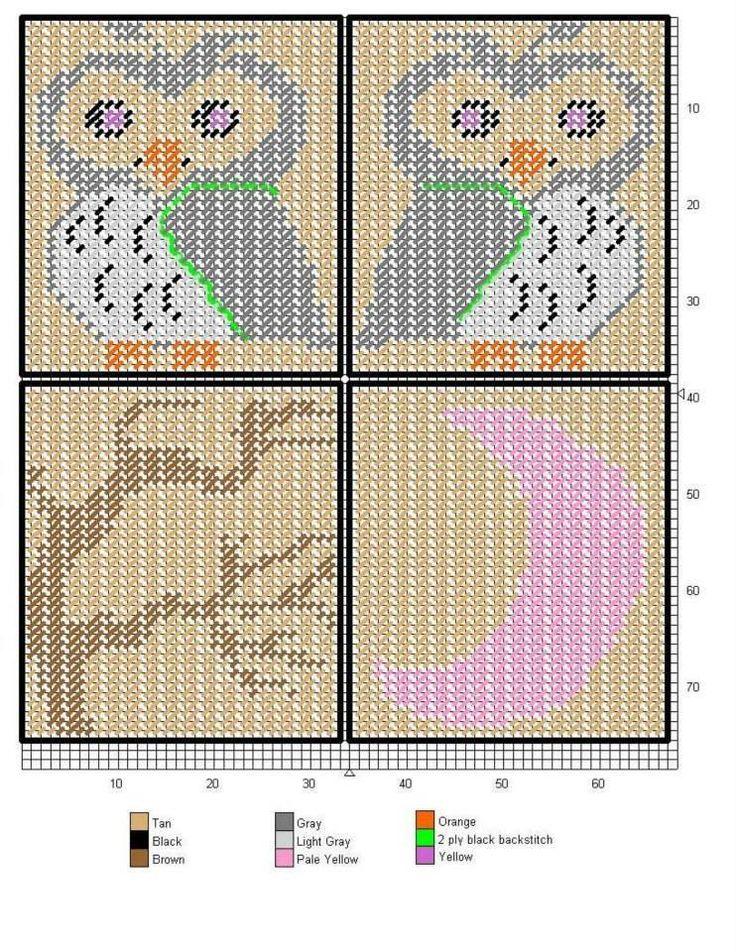 plastic canvas stitches instructions