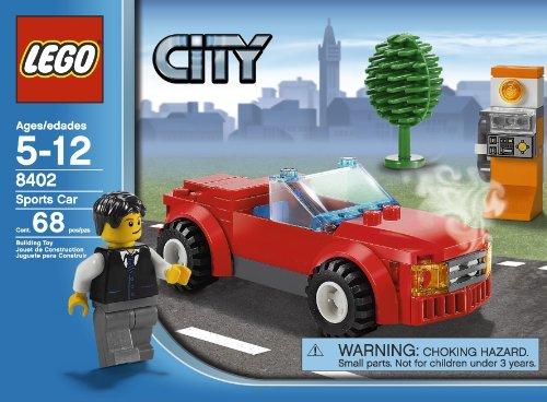 lego city sports car instructions