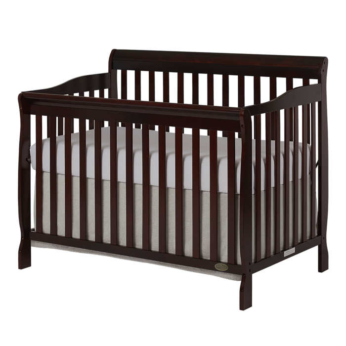 simmons drop side crib assembly instructions