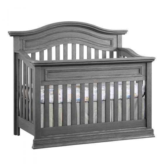 baby crib assembly instructions
