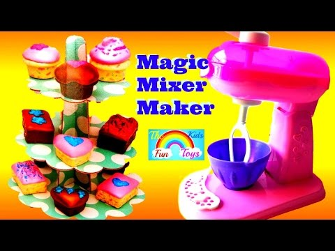 bake cool magic mixer instructions