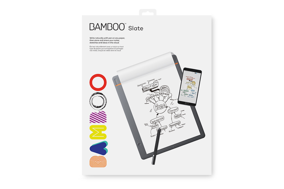 bamboo paper app instructions