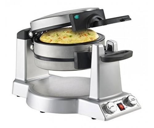 cuisinart waffle and omelette maker instructions