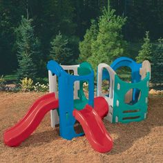 little tikes 8 in 1 playground instructions
