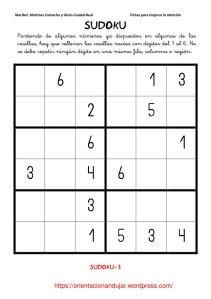 sudoku instructions for beginners
