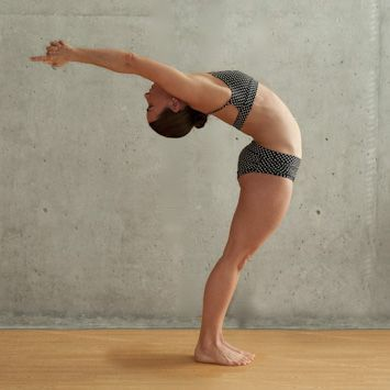 bikram yoga poses instructions