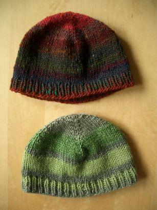 bind off loom knitting instructions