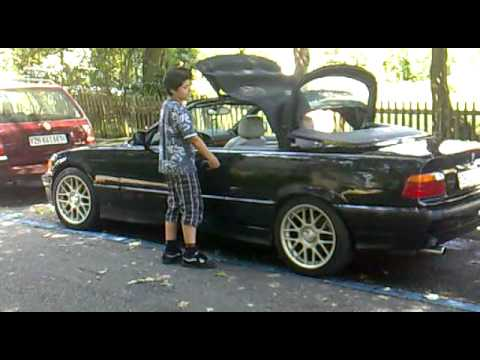 bmw e36 convertible top installation instructions