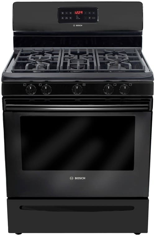 bosch self cleaning oven instructions