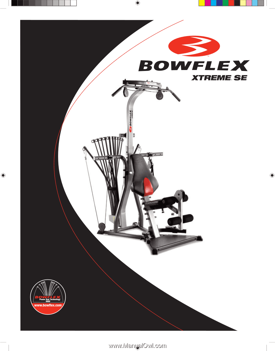 bowflex conquest assembly instructions