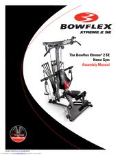 bowflex xtreme 2 se instructions