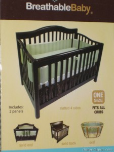 breathable bumper instructions solid end crib