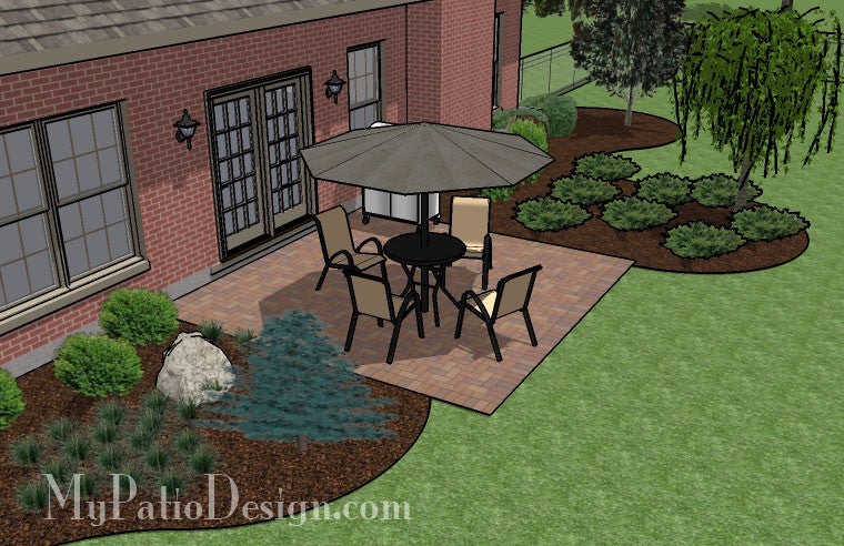 brick patio installation instructions