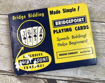 bridge card game instructions