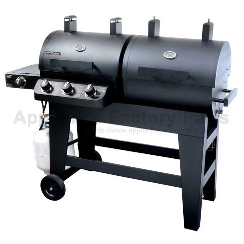 brinkmann 4 burner gas grill assembly instructions