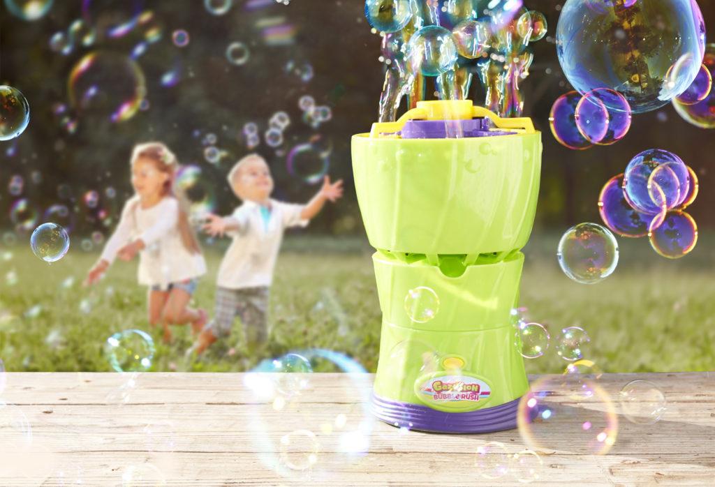 bubble magic machine instructions