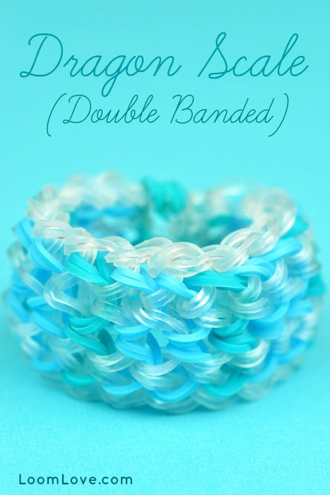 dragon scale bracelet instructions