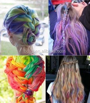 splat washable hair dye instructions