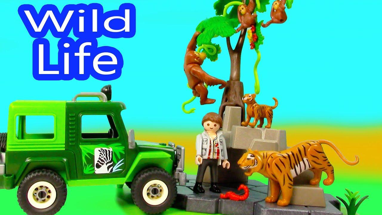 playmobil petting zoo instructions