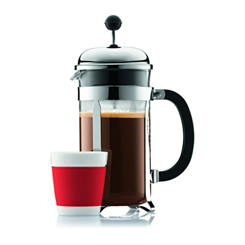 bodum french press 8 cup instructions