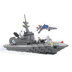 mega bloks aircraft carrier instructions