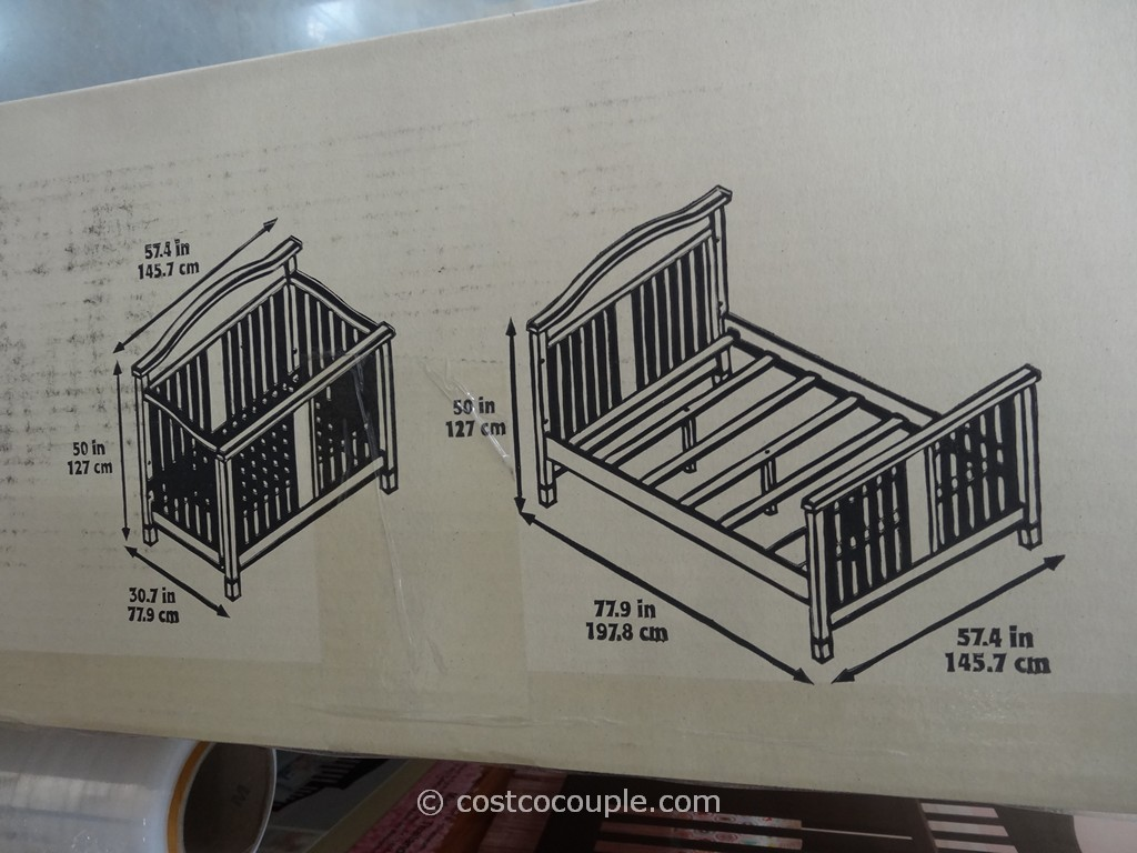 cafe kid crib assembly instructions
