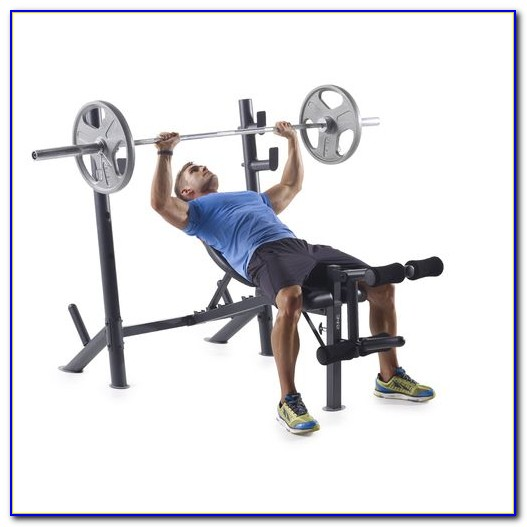 cap strength bench instructions