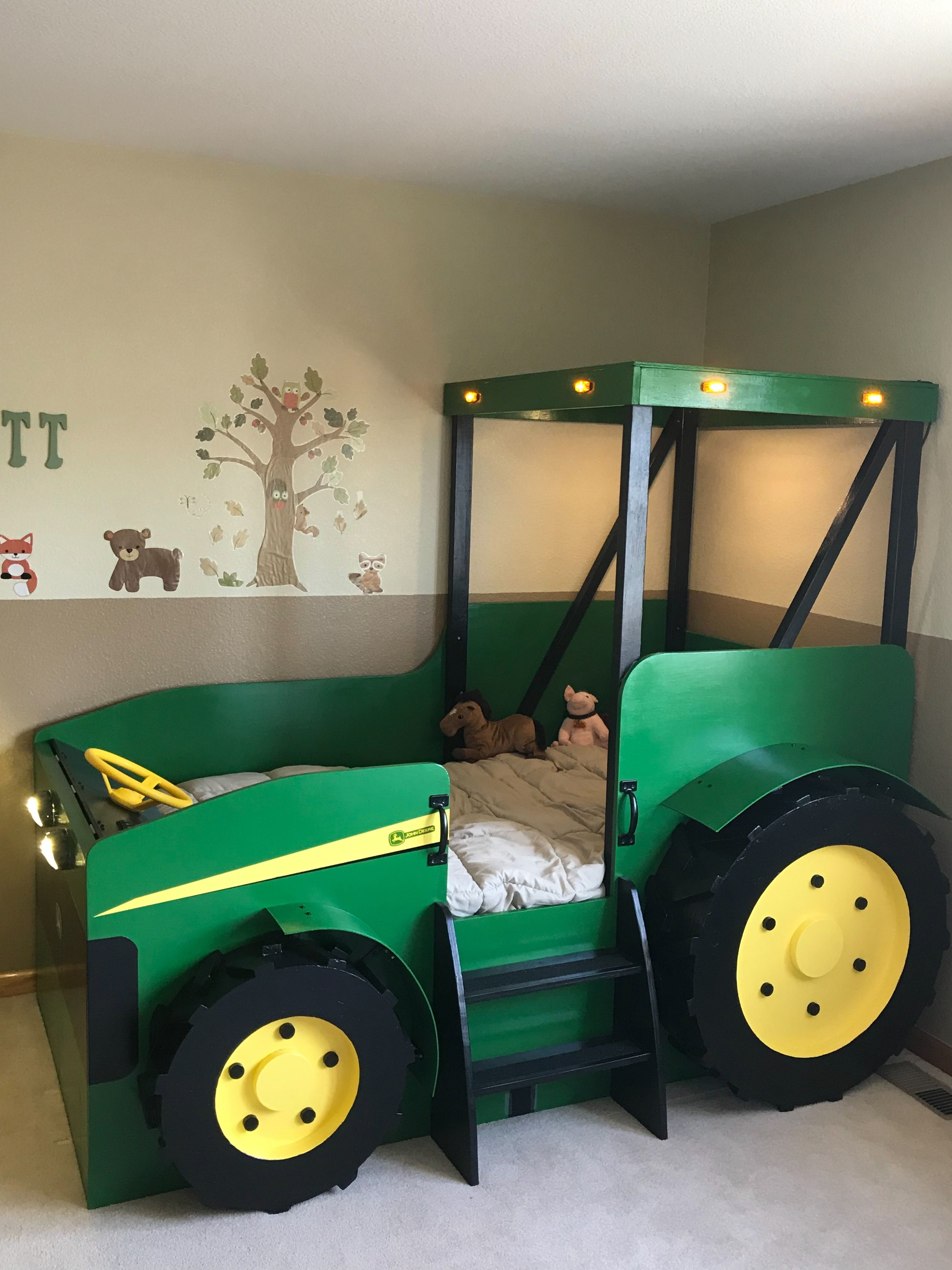 cars toddler bed instructions