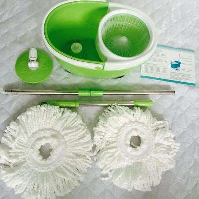casabella spin n dry mop instructions