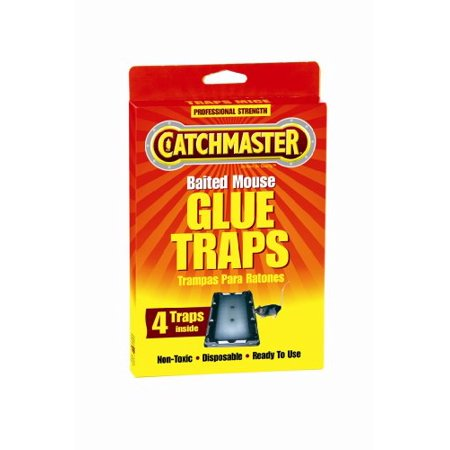 catchmaster mouse trap instructions