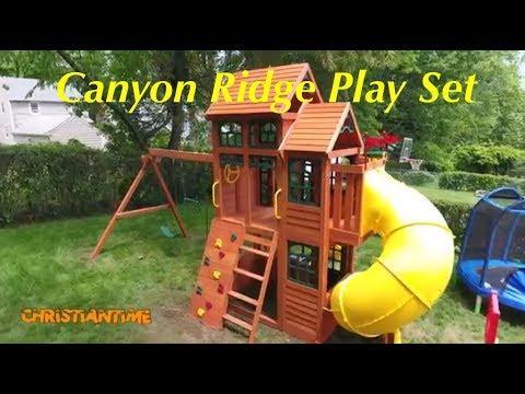 cedar summit canyon ridge instructions
