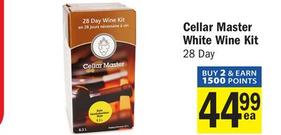 cellar master wine kit instructions