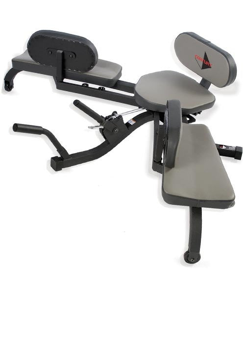century versaflex stretching machine instructions