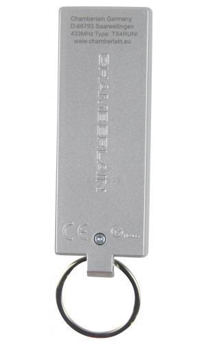 chamberlain universal remote instructions