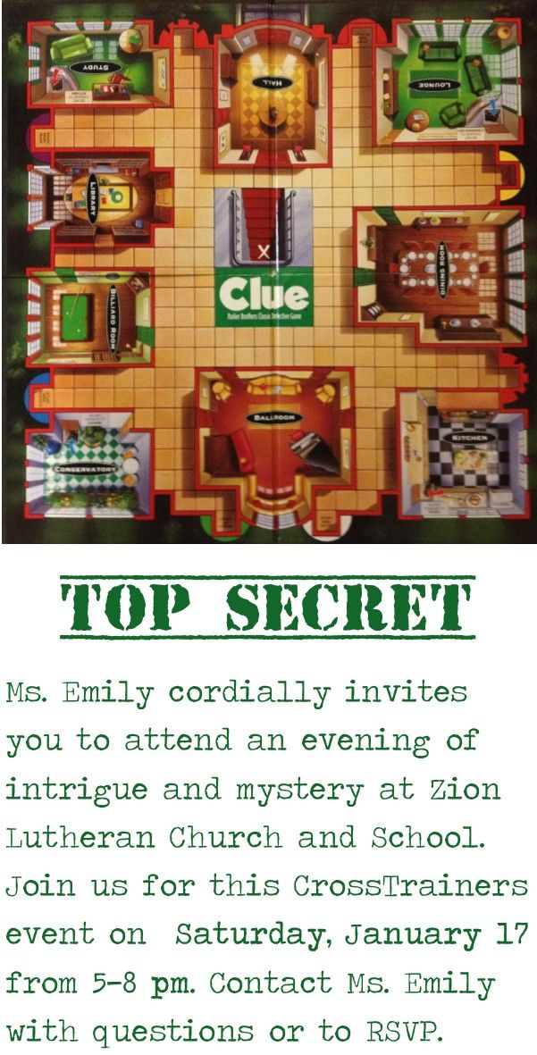 clue jr board game instructions