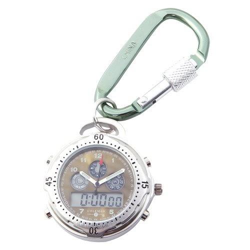 coleman digital watch instructions