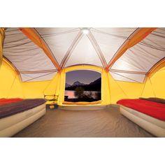 coleman hampton tent instructions
