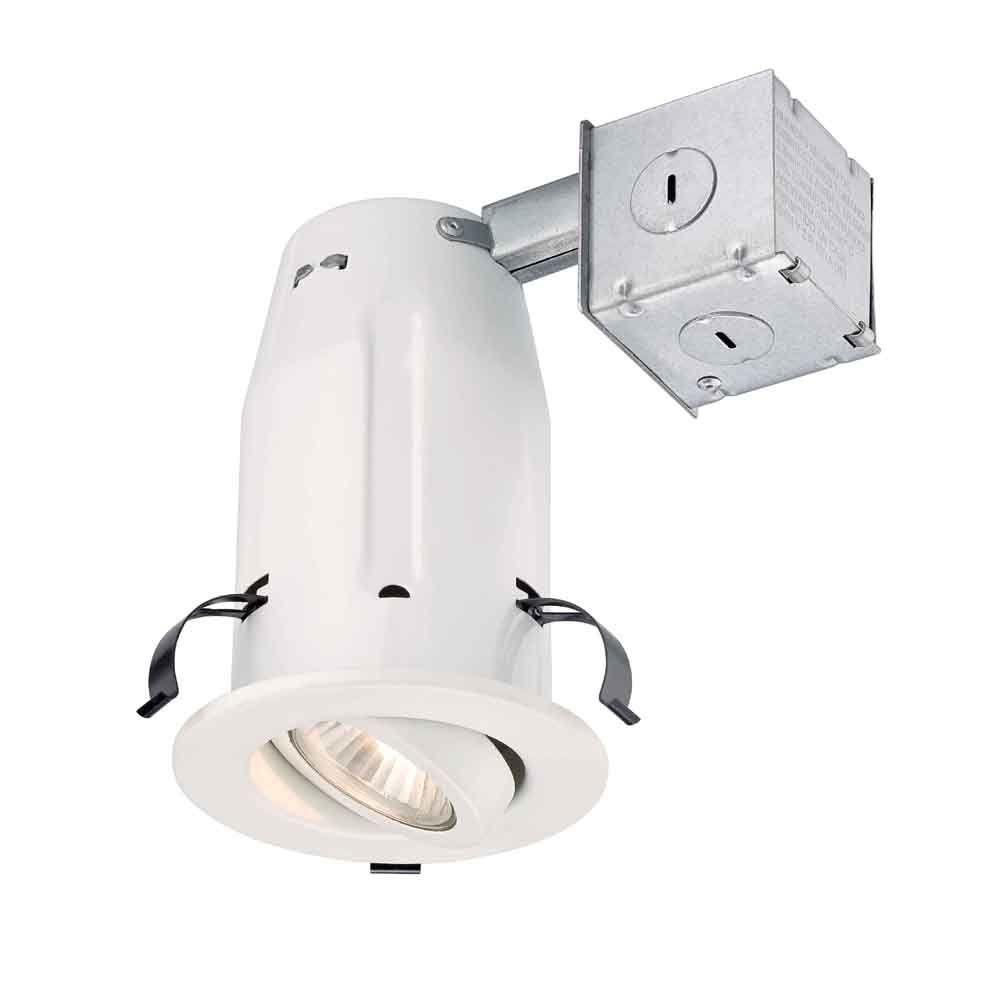 commercial electric recessed lighting installation instructions