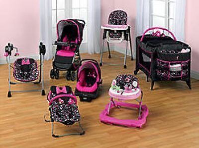 cosco car seat stroller combo instructions