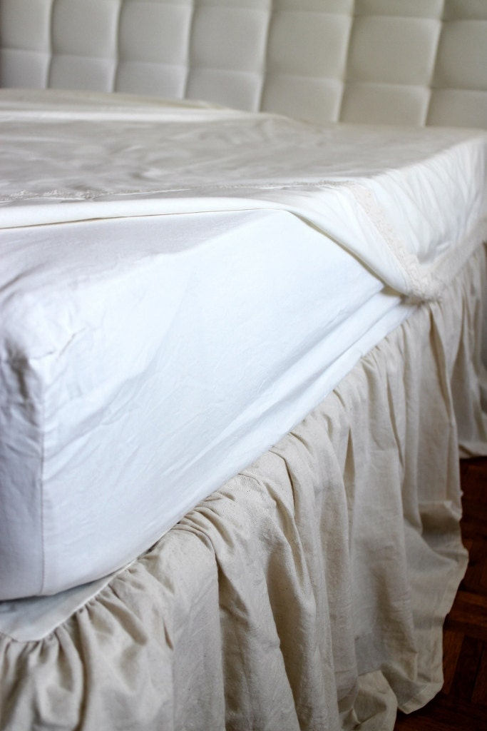 create a bed queen instructions