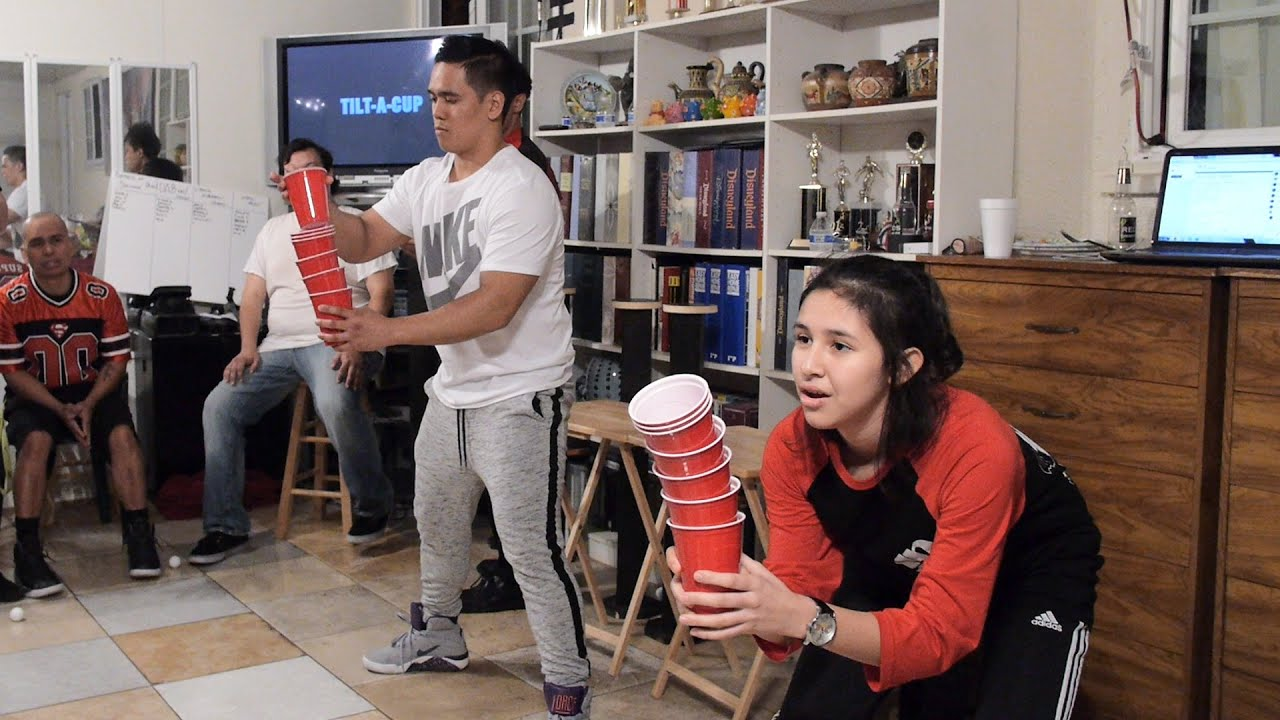 cup ballet minute to win it instructions