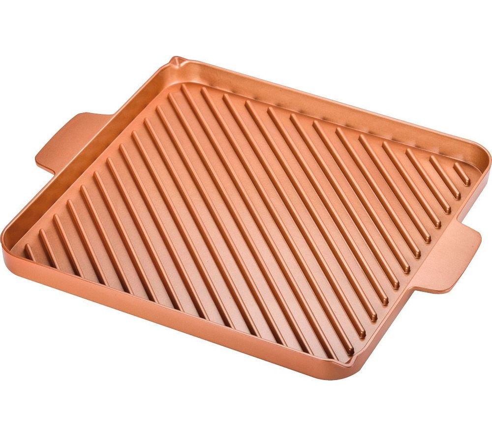 copper chef pan instructions