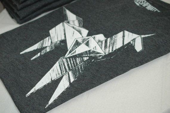origami lightning bolt instructions
