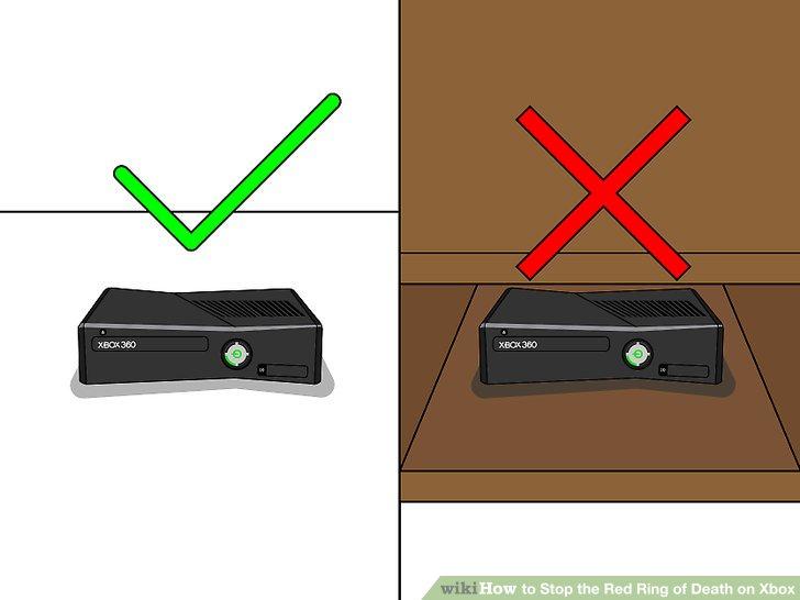 xbox 360 three red lights fix instructions