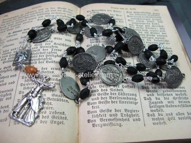 stations of the cross rosary instructions