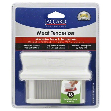 jaccard meat tenderizer instructions