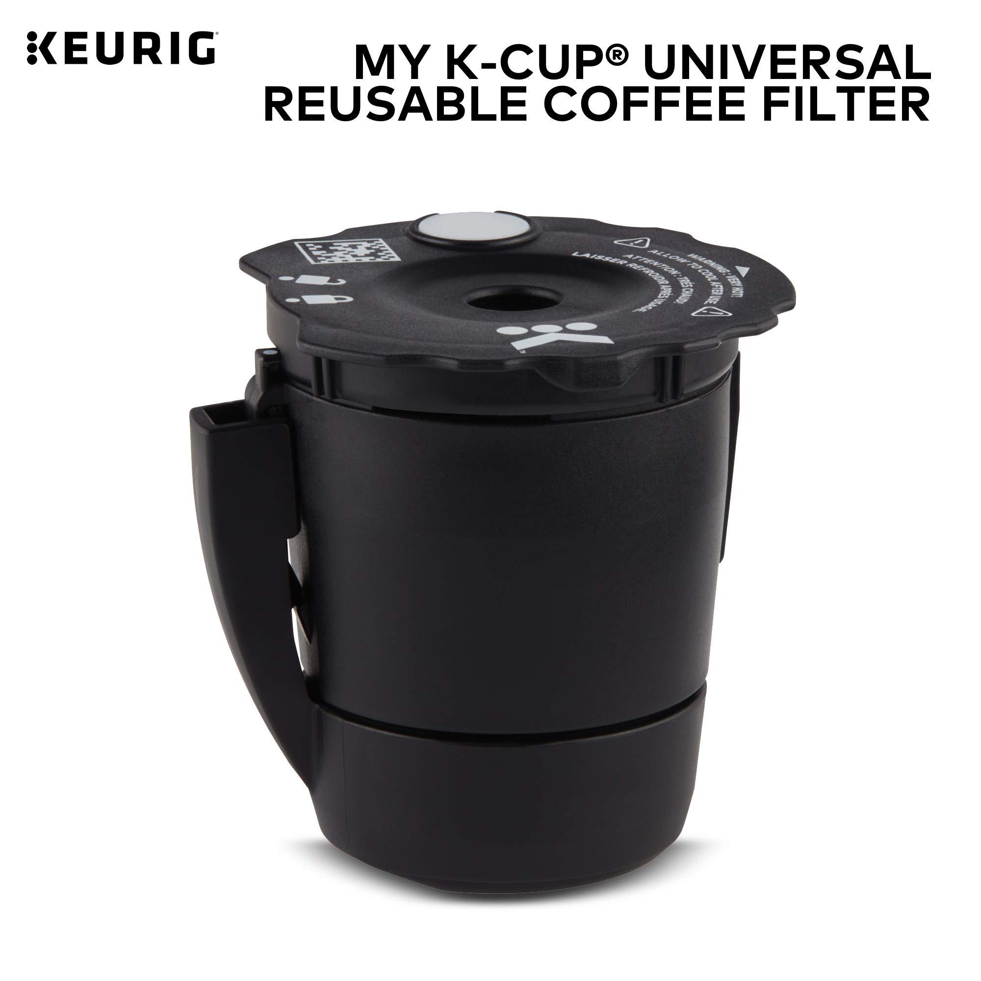 my k cup filter instructions