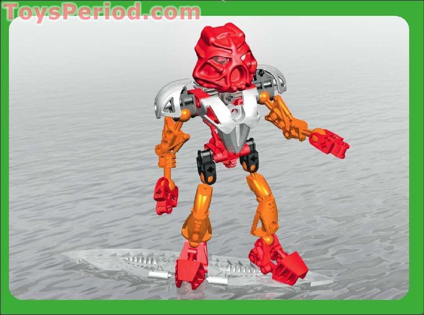 bionicle tahu nuva instructions