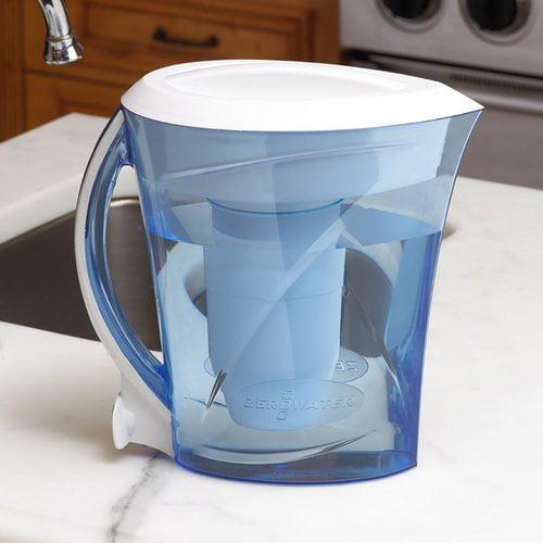 zero water filter change instructions