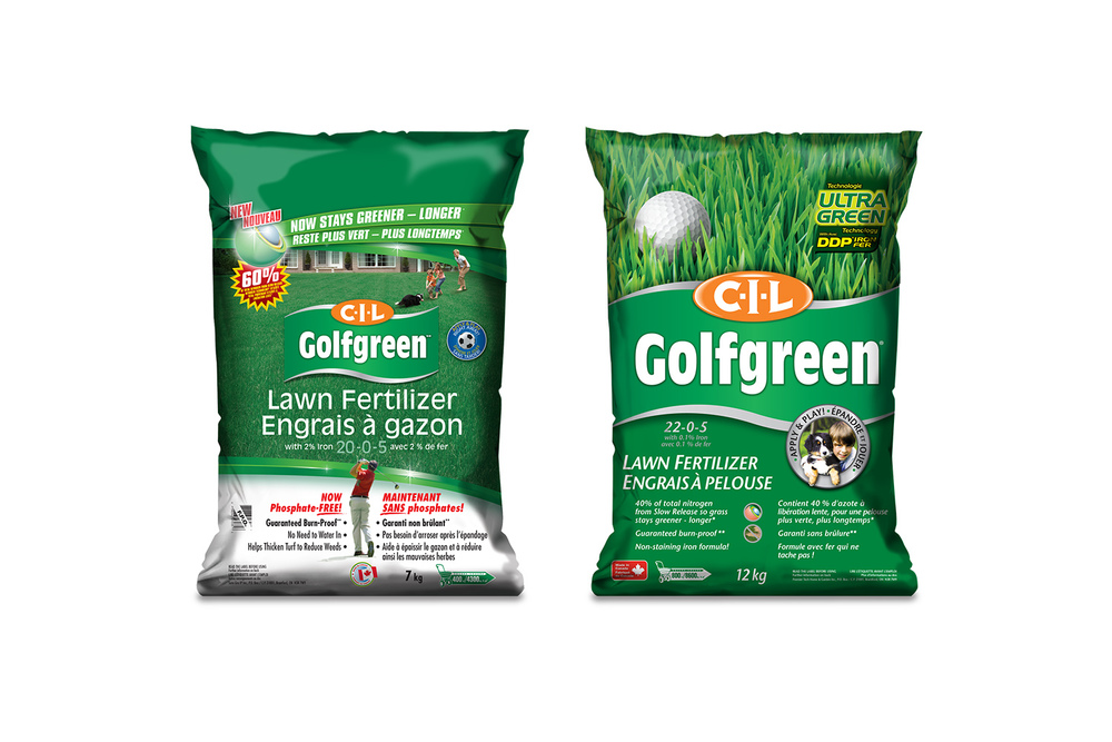 cil golfgreen gold lawn fertilizer instructions